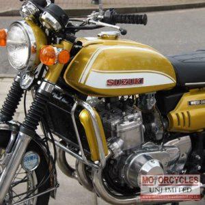 1972 Suzuki GT750 J Classic Suzuki For Sale (1)