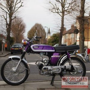 1975 Yamaha FS1E Classic Moped For Sale (9)