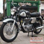 1966 Honda CB450 K0 Black Bomber For Sale (10)