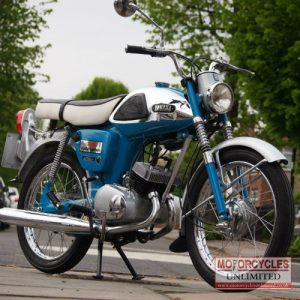 1967 Yamaha YL1 100cc Twin Jet For Sale (3)