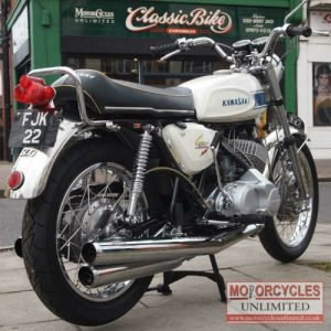 1969 Kawasaki H1 500 Classic Triple For Sale (9)