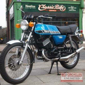 1979 Yamaha RD200 For Sale At MCU (3)