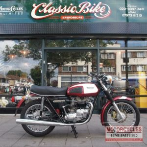 1975 Triumph T140 750cc Bonneville For Sale (4)