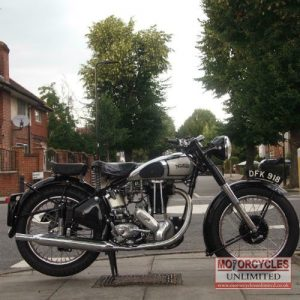 1950 Norton ES2 500 For Sale (8)