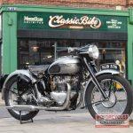 1952 Triumph Tiger T100 For Sale (9)