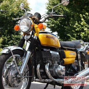 1972 Suzuki GT550 J For Sale (6)