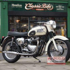 1962 Triumph T110 650 Tiger For Sale (9) Min