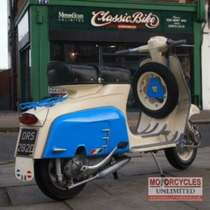 1966 Lambretta J125 For Sale (1)