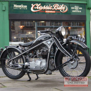 1931 BMW R2 Series 1 Classic BMW For Sale (1)