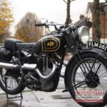 1938 AJS 350cc Model 26 For Sale (10)