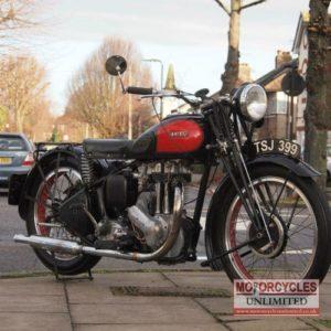 1947 Ariel NH350 Classic Bike For Sale (1)