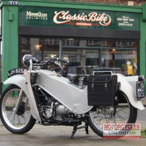 1949 Velocette LE150 Mk1 For Sale (12)