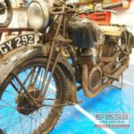 1950 Velocette GTP 250 Classic For Sale (1)