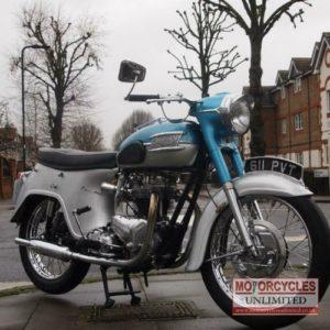 1961 Triumph T110 650 Classic Triumph For Sale (10)