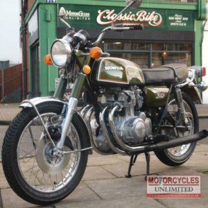 1972 Honda CB350 Four For Sale (7)