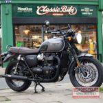 2017 Triumph Bonneville T120 For Sale (2)