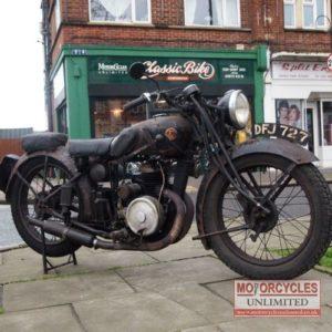1938 Francis Barnett 250 H.43 For Sale (9)