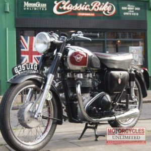 1956 Matchless G9 Classic For Sale (1)