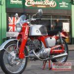 1961 Honda CB92 Benly Sport For Sale (1)