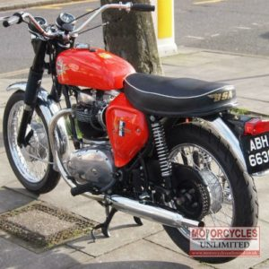 1965 BSA A65 Hornet 650 Replica For Sale (5)