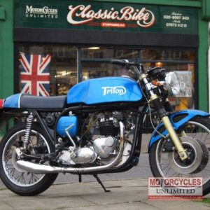 1965 Triumph Triton T140 For Sale (9)