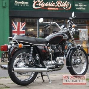 1973 Triumph T150V For Sale (2)