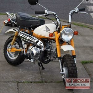 2008 Honda Z50 J7 Monkey Bike For Sale (3)