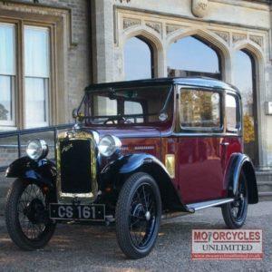 1933 Austin 7 RP Saloon For Sale (12)