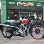 1934 Ariel LH 250 Red Hunter For Sale (10)