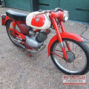 1959 MV Agusta Ottantatre Turismo For Sale (9)