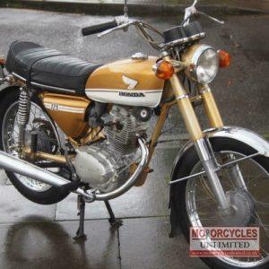 1972 Honda CB125 S For Sale (5)
