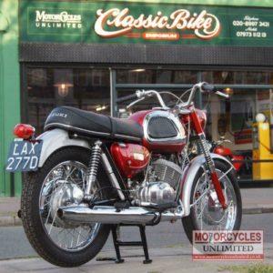 1966 Suzuki T20 Super Six For Sale (1)