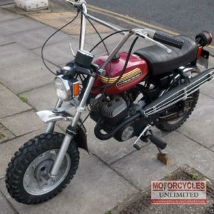 Harley Davidson X90 Monkey Bike For Sale (10)