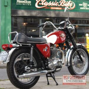 1968 BSA B44 Shooting Star For Sale (1)