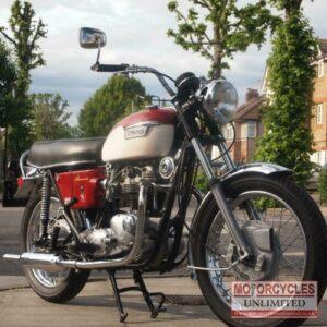 1971 Triumph T120 R Bonneville For Sale (1)