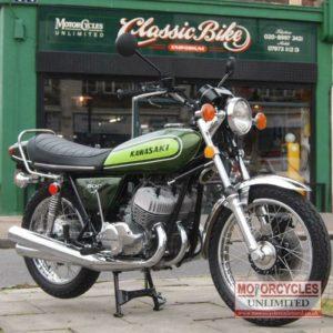 1973 Kawasaki H1D Triple For Sale (1)