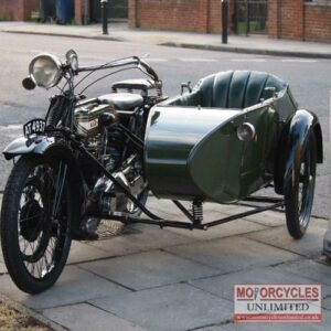 1921 BSA Model A For Sale (12)