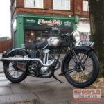 1935 AJS 250 Twinport Classic For Sale (9)