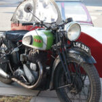 1939 BSA M20 500 Outfit For Sale (11)