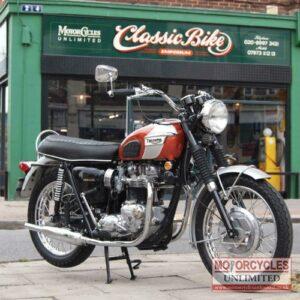 1969 Triumph T120R Bonneville For Sale (9)