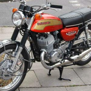 1974 Suzuki T500 Classic Suzuki For Sale (1)