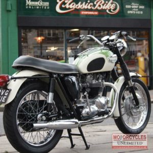 1967 Triumph TR6 650 Trophy For Sale (1)