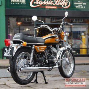 1972 73 Yamaha YDS7 250 For Sale (1)