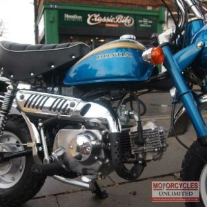1980 Honda Z50J Monkey Bike For Sale (12)