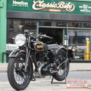 1940 Norton 16H For Sale (1)