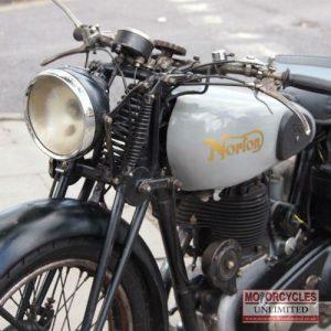 1946 Norton 16H Side Valve For Sale (4)