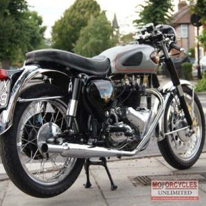 1960 BSA A10 RGS Replica For Sale (1)