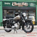 1960 BSA M21 600 For Sale (1)