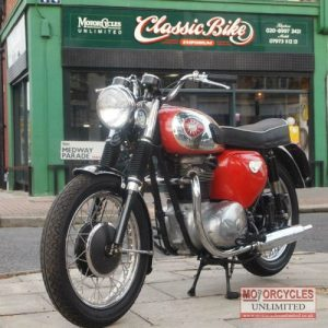1962 BSA A65 Star Thunderbolt For Sale (1)