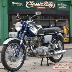1965 Honda CB77 For Sale (1)